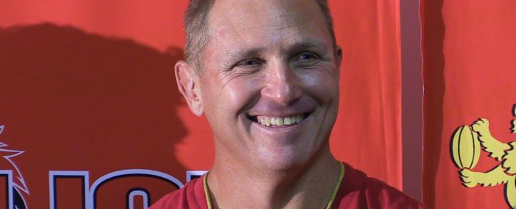 Lions head coach, Johan Ackermann. Picture: Christa Eybers/EWN