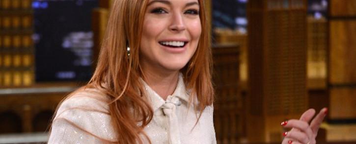FILE: Lindsay Lohan. Picture: AFP