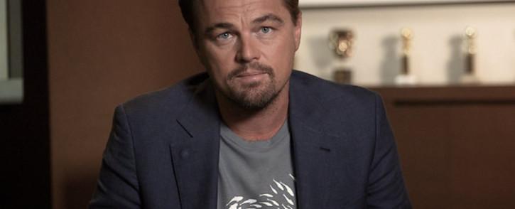 FILE: Leonardo DiCaprio. Picture: Twitter/@LeoDiCaprio