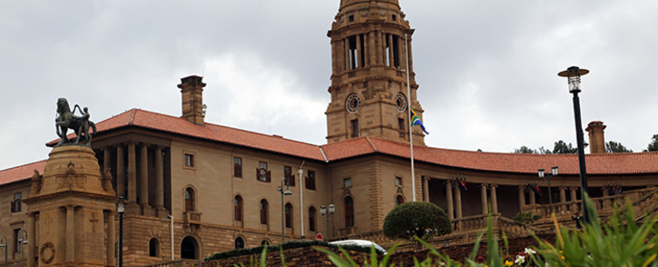 FILE: The Union Buildings in Pretoria. Picture: Reinart Toerien/EWN