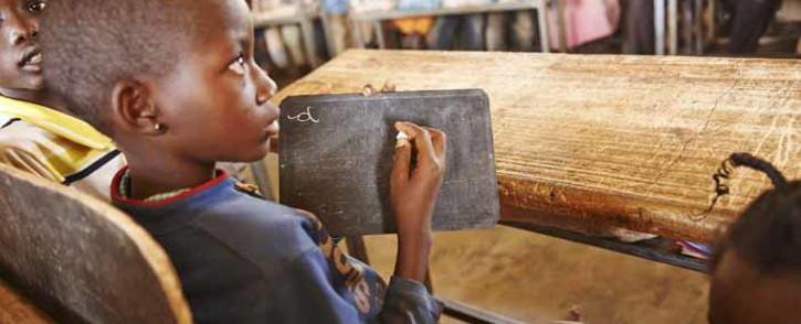 An inclusive school in Garango, Burkina Faso. Picture: A.Pawloff/LFDW