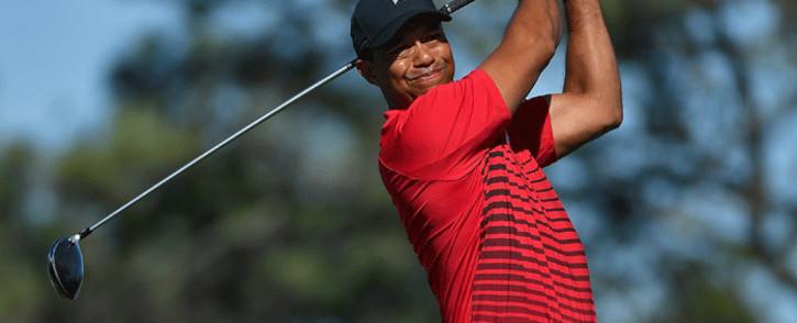 FILE: Tiger Woods. Picture: AFP.