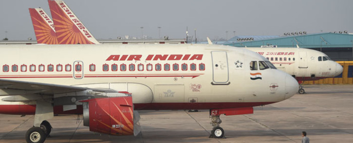 A file image of an Air India aircraft. Picture: AFP