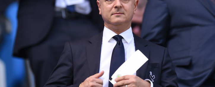 FILE: Tottenham Hotspur's English chairman Daniel Levy attends the English Premier League football match between Manchester City and Tottenham Hotspur on 20 April 2019 at the Etihad Stadium in Manchester, northwest England. Picture: AFP