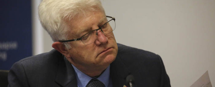 FILE:  Provincial MEC of Community Safety Alan Winde. Picture: Cindy Archillies/EWN.