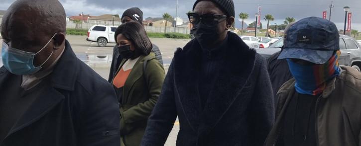 Deputy Minister Zizi Kodwa in Cape Town on 20 July 2021. Picture: Kevin Brant/ Eyewitness News.