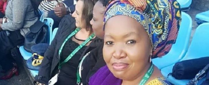 Tshwane Council Speaker Katlego Mathebe. Picture: Facebook.