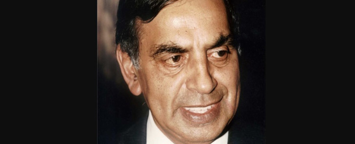 Late struggle icon Dullah Omar. Picture: www.ethicore.co.za.