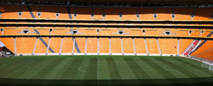 FILE: The pitch of the National Stadium appears ready to host the final of Afcon 2013. Picture: Lelo Mzaca/EWN