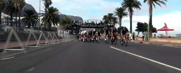 The Cape Town Cycle Tour took place on Sunday, 11 March 2018. Picture: @CTCycleTour/Twitter