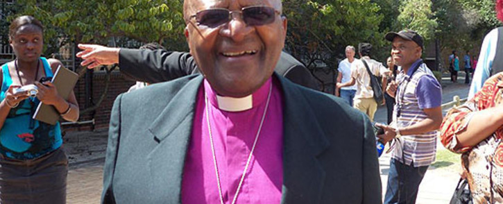 The Arch, Desmond Tutu. Picture: Eyewitness News.