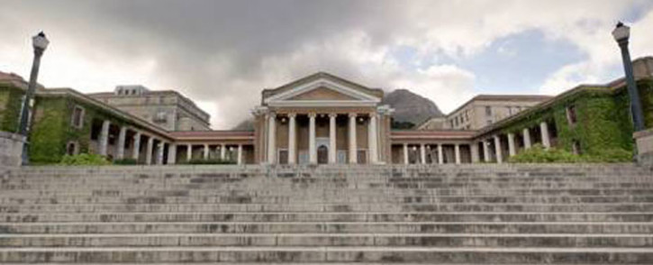 FILE: University of Cape Town. Pictures: Facebook/Michael Currin.