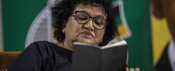 FILE: ANC deputy secretary Jesse Duarte. Picture: Abigail Javier/EWN