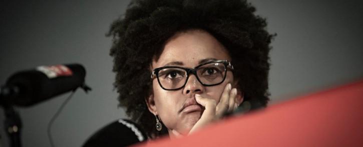 FILE:  EFF's Mandisa Mashego. Picture: Sethembiso Zulu/EWN.