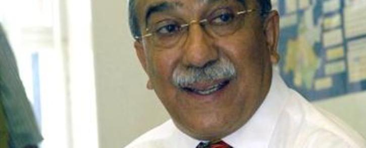 ANC stalwart Kader Asmal. Picture: SAPA/ Shayne Robinson.