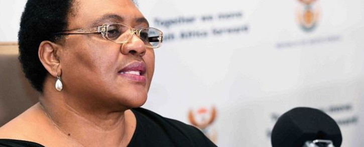 FILE: Minister of Agriculture, Rural Development & Land Reform Thoko Didiza. Picture: GCIS.
