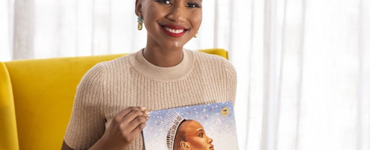Miss South Africa, Shudufhadzo Musida, on 1 September 2021 launched her first much-anticipated children's book. Picture: Shudu Musida/Twitter.