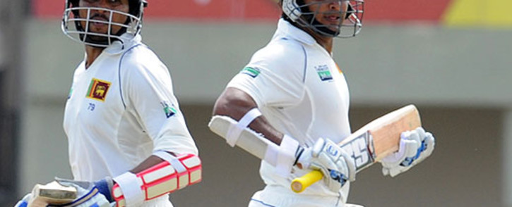 Bangladesh amassed their highest total on the fourth day of the opening game against Sri Lanka.
