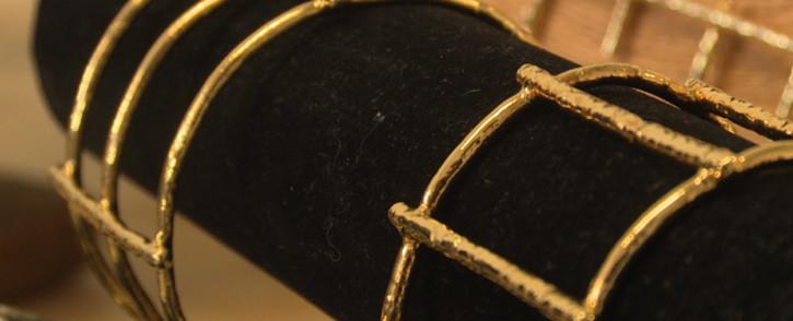 Robben Island jewellery.