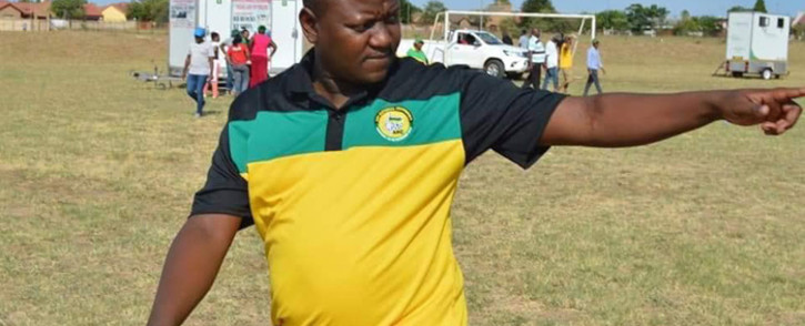 ANC MP Boy Mamabolo. Picture: Facebook.