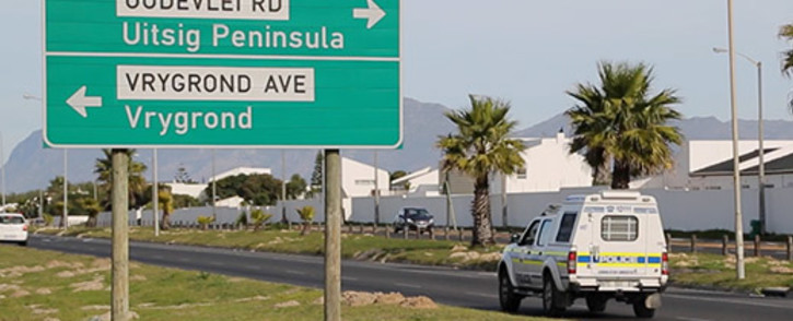 A Vrygrond community leader says taxi drivers can't cope with the astronomocial fines being imposed on them. Picture: EWN.