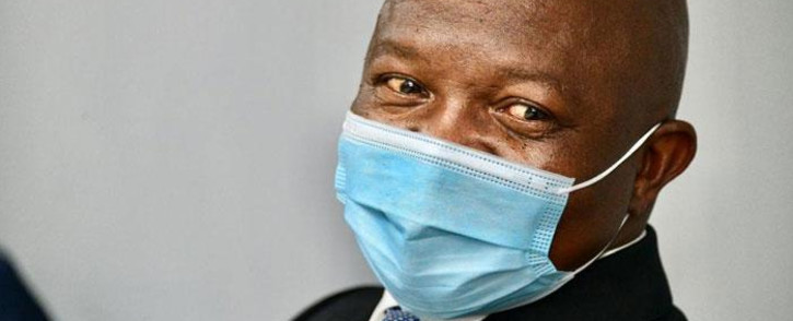 Deputy President David Mabuza visits the Biovac Institute in Midrand on 2 March 2021. Picture: GCIS.