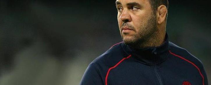 Qantas Wallabies coach Michael Cheika. Picture: rugby.com.au