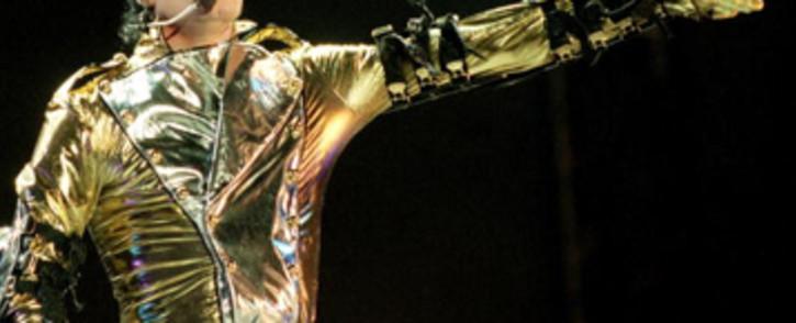 Michael Jackson. Picture: AFP