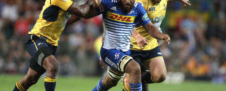 Brumbies claimed a 19-17 Super Rugby victory over the Stormers in Cape Town. Picture: @SuperRugby/Twitter.
