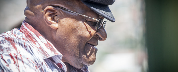 FILE:  Archbishop Emeritus Desmond Tutu. Picture: Thomas Holder/EWN.