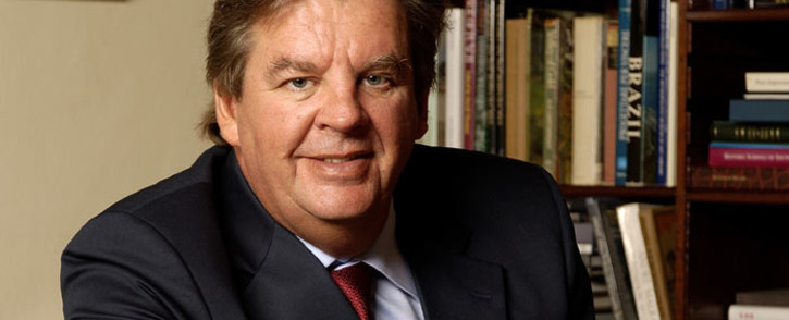 Billionaire businessman Johann Rupert. Picture: Wikipedia Commons.