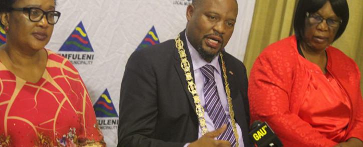 Former Emfuleni mayor Jacob Khawe. Picture: EWN.
