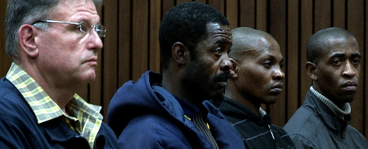 Johan Kotze and three of his co-accused have been denied leave to appeal their convictions. Picture: Sebabatso Mosamo/EWN