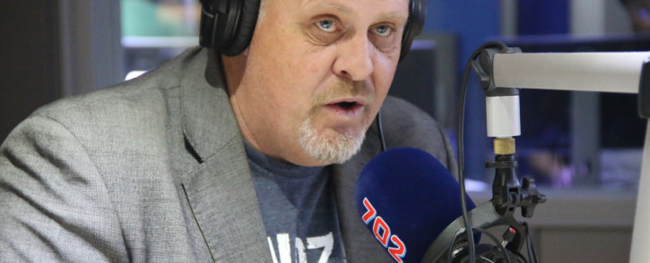Jeremy Mansfield. Picture: Talk Radio702