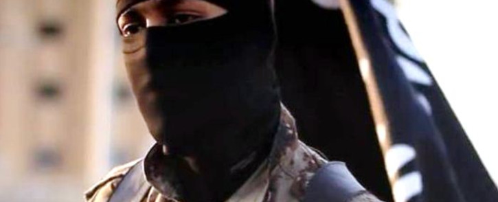 FILE: China has expressed concern about the rise of the Islamic State in the Middle East. Picture: FBI.