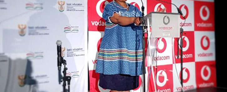 FILE: Basic Education Minister Angie Motshekga. Picture: @DBE_SA/Twitter