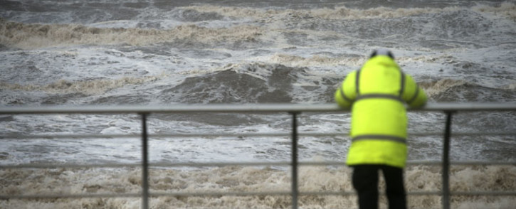 FILE: Britain has seen extreme weather conditions at this time of the year recently. Picture: AFP.