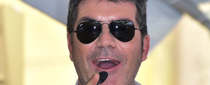 Simon Cowell. Picture: AFP