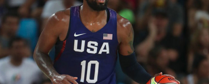 With a lineup of NBA champions, All-Stars and most valuable players no team in the Olympic tournament can match the US. Picture: @Olympics.
