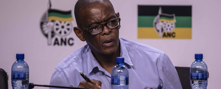 FILE: ANC secretary-general Ace Magashule. Picture: Abigail Javier/EWN