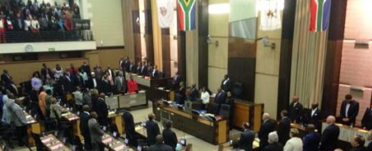 A row is brewing after govt spent over R800k to privately fly three ministers to Abuja. Picture: EWN.