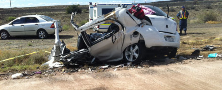 More than 1200 people have now died on the roads during the festive season. Picture: Melvyn Boiskin/iWitness.