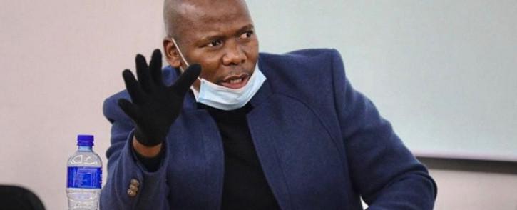 Bongani Raneki. Picture: SABC News/Facebook