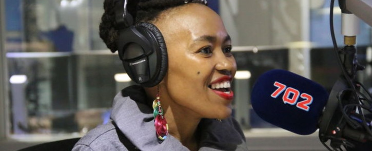 South African actress Moshidi Motshegwa. Picture: 702