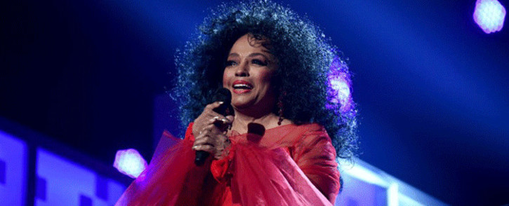 Diana Ross performs onstage during the 61st Annual GRAMMY Awards at Staples Centre on 10 February, 2019 in Los Angeles, California. Picture: AFP.