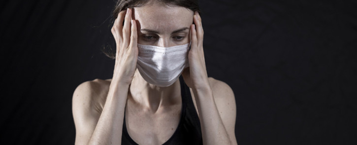 The COVID-19 pandemic not only unleashed fear and anxiety around contracting the virus itself, but it's also added more pressure on daily life.Picture: Pixabay.com