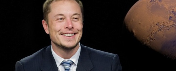 FILE: Billionaire from South Africa Elon Musk Picture: Pixabay