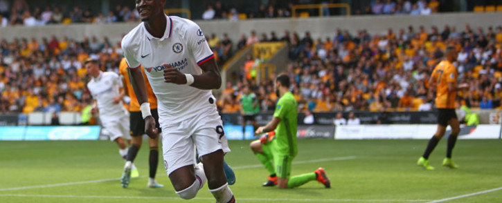 FILE: Chelsea striker Tammy Abraham. Picture: AFP