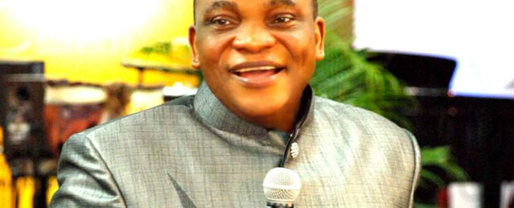 Nigerian televangelist Timothy Omotoso. Picture: timomotoso.org