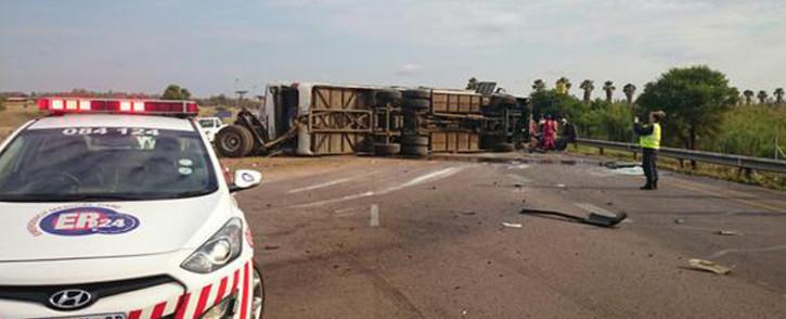 Pretoria bus accident